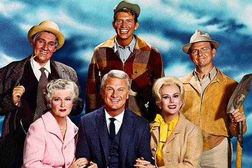Green Acres cast