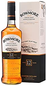 Bowmore 12 Year Old Malt Whisky 70cl