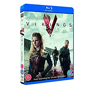 Vikings [Blu-ray] [Import anglais]