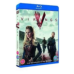 Vikings [Blu-ray] [Import anglais]
