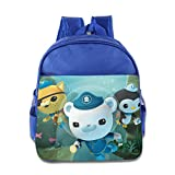 Kids The Octonauts School Backpack Cool Baby Boys Girls School Bag