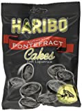 Haribo Pontefract Cakes Bag 160 g (Pack of 12)