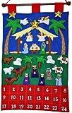 Nativity Fabric Advent Calendar (Countdown to Christmas)
