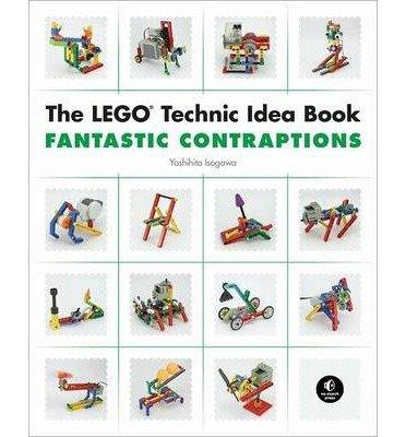 The LEGO Technic Idea Book: Fantastic Contraptions: 3 by Isogawa, Yoshihito (2010) Paperback PDF