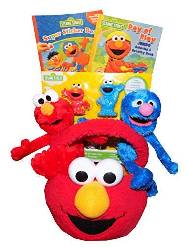 Sesame-Street-Elmo-Learning-is-Fun-Toddler-Gift-Basket-Perfect-for-Easter-Birthdays-Christmas-or-Other-Occasion