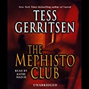 Hörbuch The Mephisto Club: A Novel