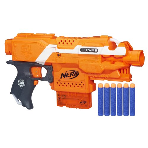 Nerf N-Strike Elite: Stryfe Blaster, Colors may Vary