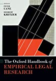 img - for The Oxford Handbook of Empirical Legal Research (Oxford Handbooks in Law) book / textbook / text book