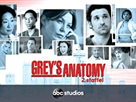 Grey's Anatomy - Staffel 2