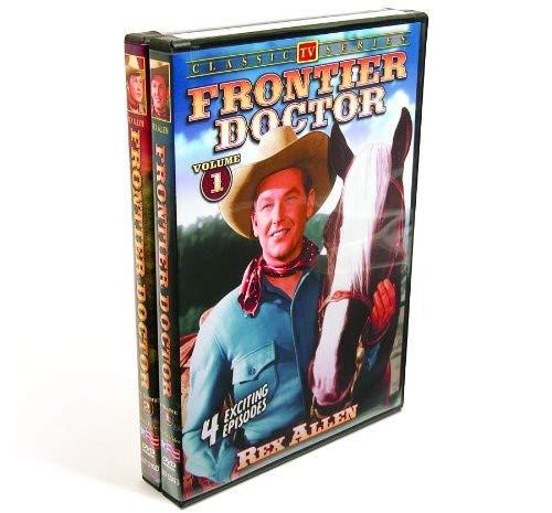 DVD : Frontier Doctor 1 & 2 (2 Discos)
