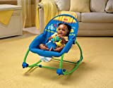 Fisher-Price Infant-To-Toddler Rocker - Blue/Green