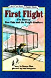 First Flight: The Story of Tom Tate and the Wright Brothers (0060245034) by Shea, George