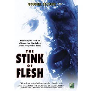 The Stink of Flesh DVD Cover