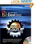 Excel 2003 Inside Out Book/CD Package...