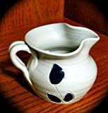 Williamsburg Pottery Small Salt-Glaze Pitcher/Creamer (3