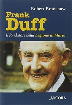 Cover Frank Duff. Il fondatore della Legione di Maria