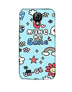 BYC Back Cover for Samsung I9190 Galaxy S4 mini (MATTE)
