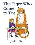 洋書絵本読み聞かせ「The Tiger Who Came to Tea」