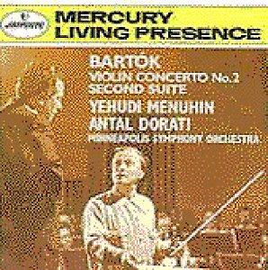 Violin Concerto No. 2, Suite No. 2 [European Import]