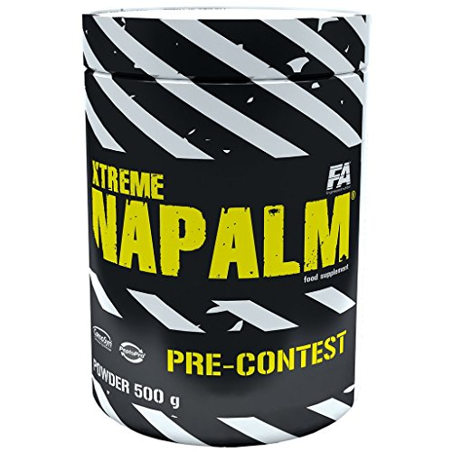 fitness-authority-xtreme-napalm-pre-contest-scatola-500-g-mirtillo