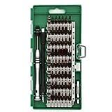 58 in 1 Schraubendreher Set,Geepro Magnetische Schraubendreher Set Reparatur Werkzeug