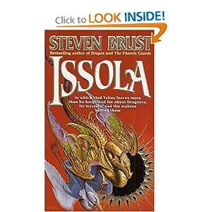 Issola (Vlad Taltos 10) - Steven Brust