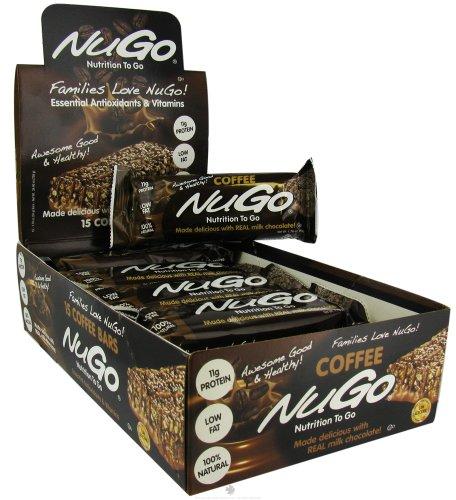 Nugo Nutrition - To Go Protein Bar Coffee - 1.76 Oz.