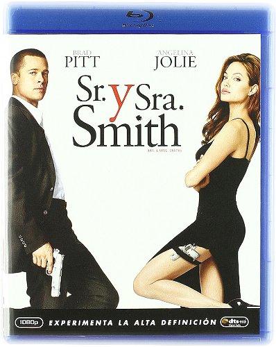 Sr. & Sra. Smith [Blu-ray]