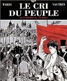 """Afficher """"Le Cri du peuple n° 1 Les Canons du 18 mars"""""""