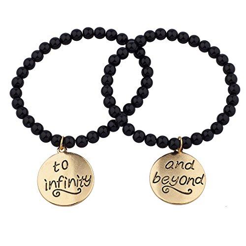 lux-zubehor-schwarz-perlen-to-infinity-beyond-bff-best-friends-passendes-armband-set