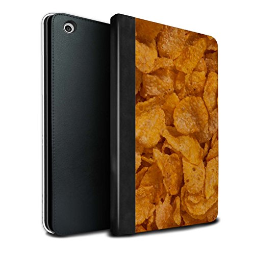 stuff4-pu-pelle-custodia-cover-caso-libro-per-apple-ipad-mini-1-2-3-tablet-corn-flakes-cereali-colaz