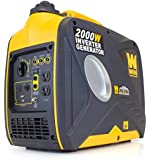WEN 56200i 2000-Watt 79.7cc OHV 4-Stroke Gas-Powered Portable Inverter Generator, CARB Compliant