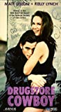 Drugstore Cowboy VHS Tape