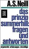 Das Prinzip Summerhill. (3499166909) by Neill, Alexander Sutherland