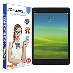 Cellbell TM Xiaomi Mi Pad/ Mipad (transparent) 9H Premium Tempered glass screen protector with FREE Installation Kit