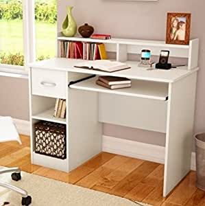 white writing desks for small spaces teens mens or ladies writing desk is modern. Black Bedroom Furniture Sets. Home Design Ideas