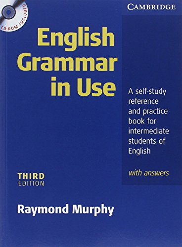 English Grammar In Use with Answers and CD ROM: A...