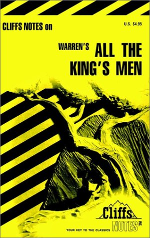 All the King's Men (Cliffs Notes), L. David Allen