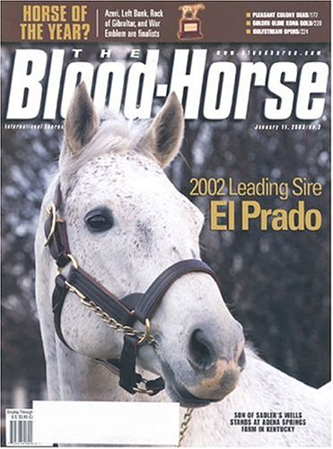 More Details about Blood Horse Magazine
