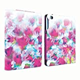 Proporta 96 Leather Style Folio Case for Apple iPad Mini - Floral Haze