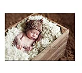 50x150cm Sheep Plush Baby Photographic Blanket Shooting Blankets Photo Children Photography Props Blankets