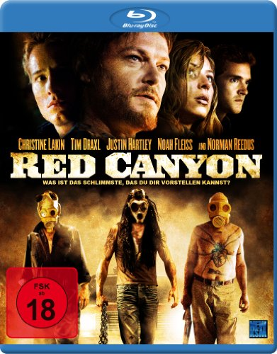 Red Canyon [Blu-ray]