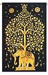 Indien Tapisserie Murale Boh�me Natur...