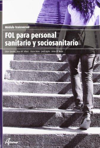 FOL Para Personal Sanitario Y Sociosanitario. CFGS