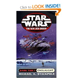 Onslaught  - Michael A. Stackpole