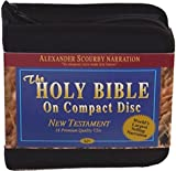 KJV New Testament/CD/Scourby