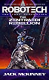 img - for Robotech: The Zentraedi Rebellion book / textbook / text book