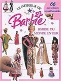 echange, troc Rebecca Smith, Marie Greenwood - Barbie du monde entier : Album d'autocollants