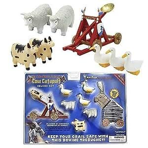 Monty Python Cow Catapult Deluxe Set