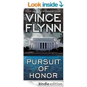 pursuit of honor a novel mitch rapp book 12 kindle